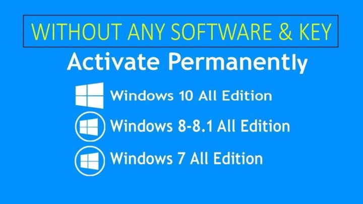 Download Windows 10 Activator for Free